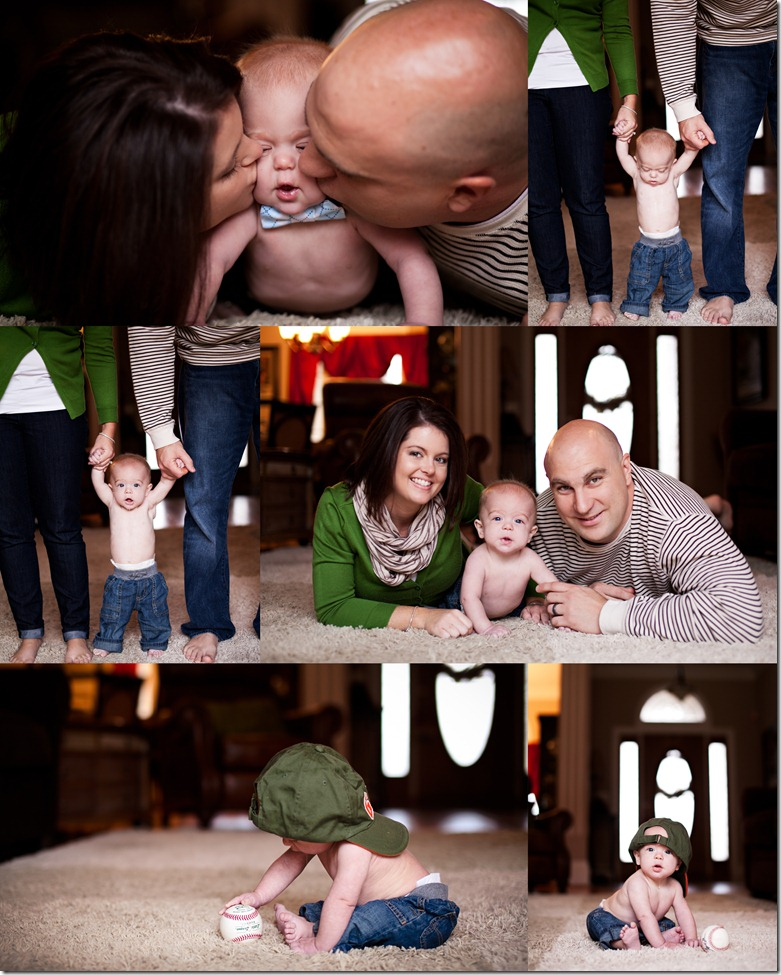 Family lifestyle session with Revival Photography Heather Barr