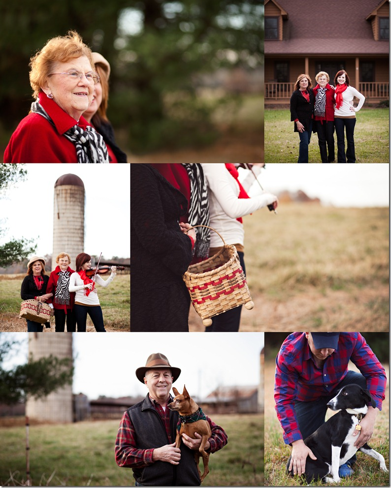 Lifestyle family history session by Revival Photography North Carolina Roots Jason and Heather Barr North Carolina Photographers