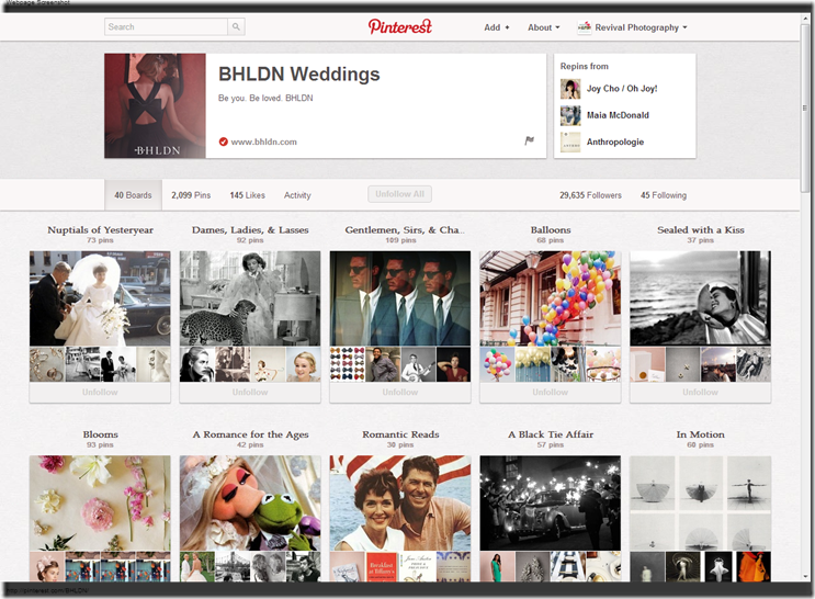 BHLDN Weddings  BHLDN  on Pinterest