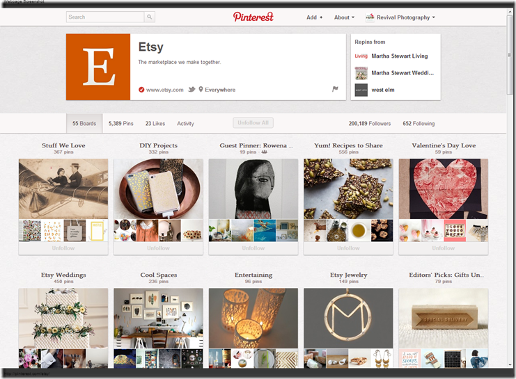 Etsy  etsy  on Pinterest