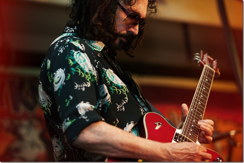 Photos by Revival Photography - Mike Campbell playing Duesenberg Guitars