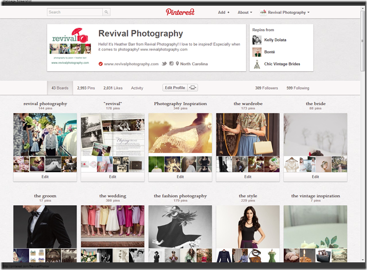Revival Photography  RevivalPhotos  on Pinterest
