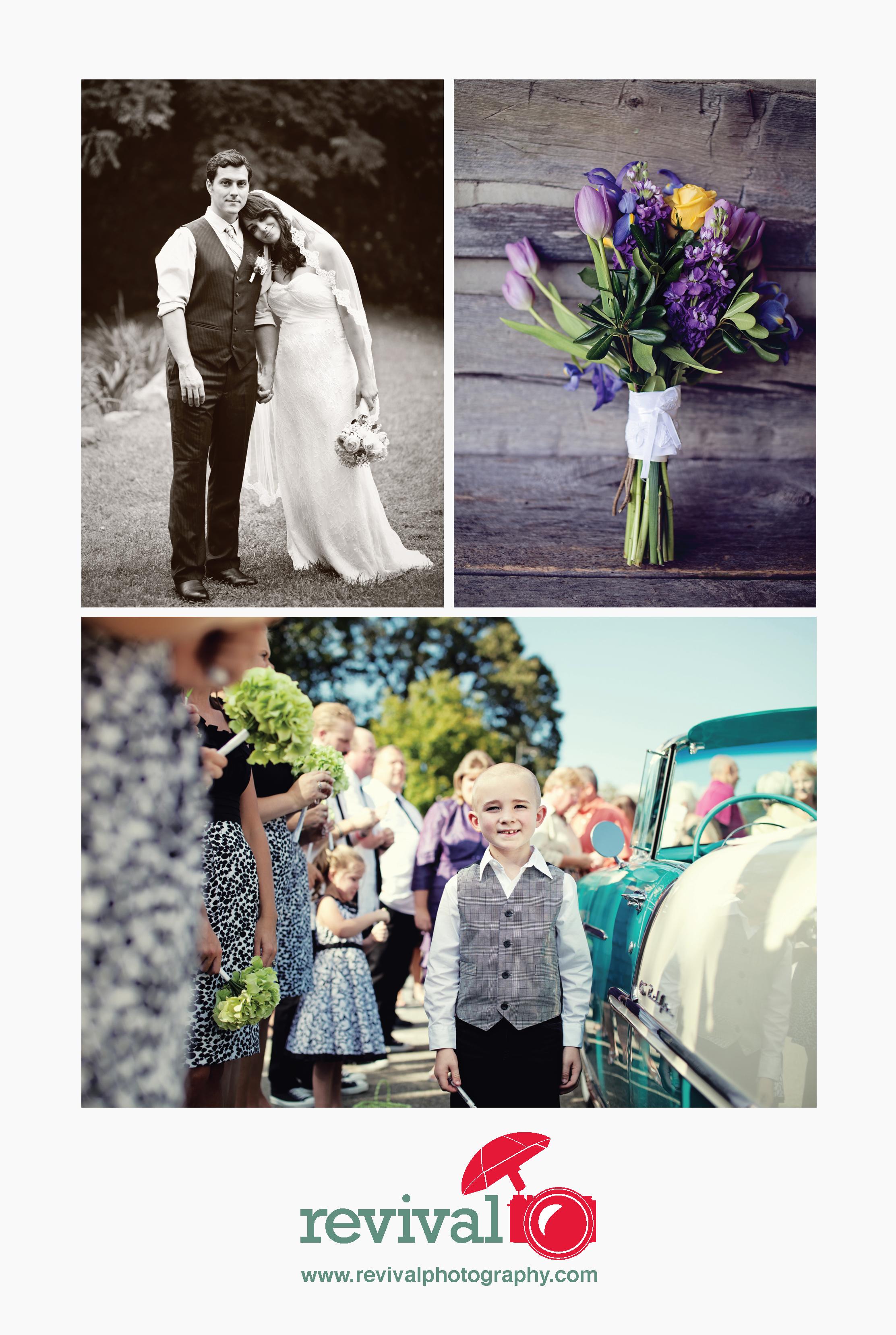 Revival Photography Jason and Heather Barr North Carolina Wedding Photographers