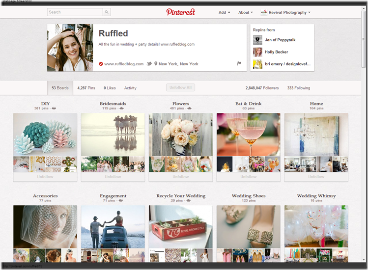 Ruffled  ruffled  on Pinterest