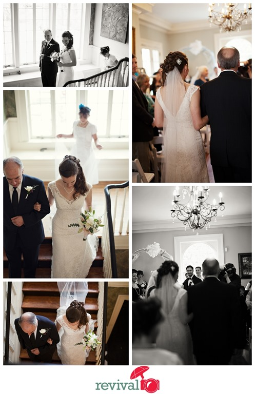 Vintage-Chic Wedding in Athens Georgia Photos by Revival Photography Photo