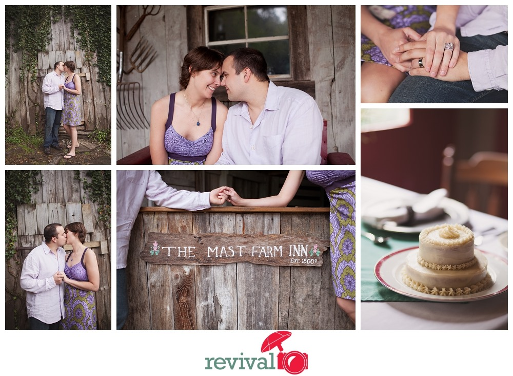 An Elopement at The Mast Farm Inn Valle Crucis Elopements by Revival Photography Photos by Heather Barr Photo