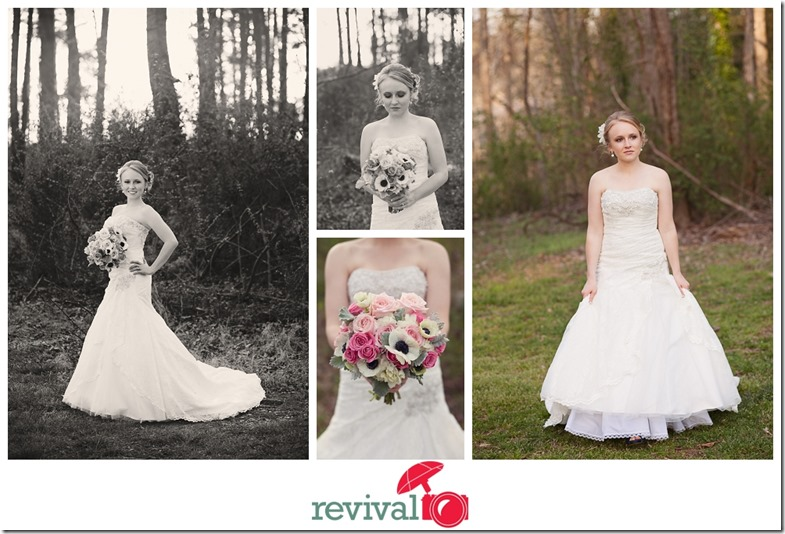 Timeless Bride Photos by Revival Photography Davidson NC Beaver Dam House Bridal Photo