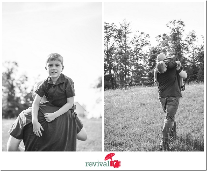 Family Lifestyle Session by Revival Photography Photo North Carolina Photographers Hickory NC Photo
