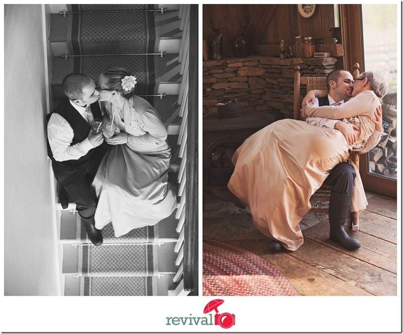 Ways to Stay Warm On your Winter Wedding Day Wedding Day Inspiration Photos by Revival Photography Wedding at The Mast Farm Inn in Valle Crucis NC Mountain Wedding Photographers Winter Wedding Inspiration Photo