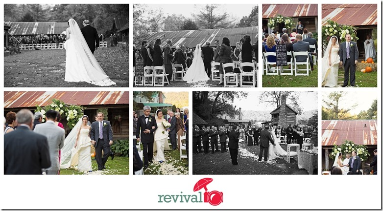 Elegant Fall mountain wedding at The Mast Farm Inn in Valle Crucis, NC Photos by Revival Photography Jason and Heather Barr NC Wedding Photographer Photo