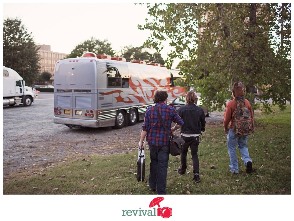 Switchfoot tour behind the scenes photo by Revival Photography Photo