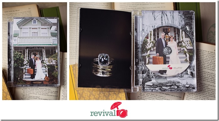 Custom designed DVD Collections by Revival Photography Photos by Revival Photography Photo
