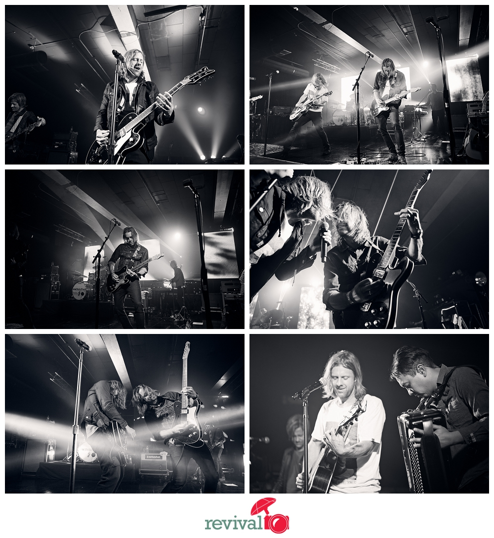 Switchfoot at Amos' Southend in Charlotte, NC Photos by Revival Photography Photo