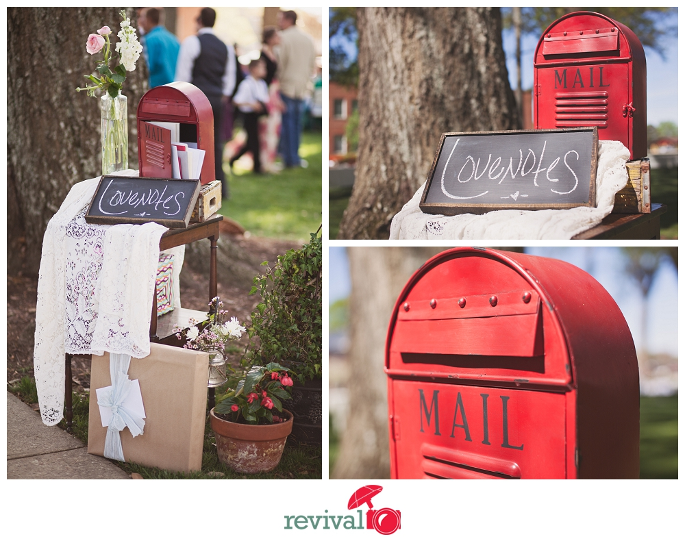 Borrow vintage items from friends and family How to Plan a DIY Vintage Rustic Chic Wedding Keeping it Thrifty Photos by Revival Photography Photo