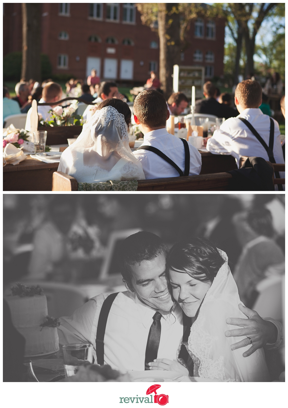 How to Plan a DIY Vintage Rustic Chic Wedding Keeping it Thrifty Photos by Revival Photography Photo