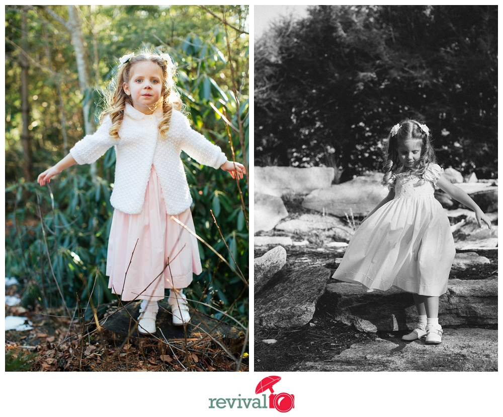 Photos by Revival Photography Vintage Portrait Session Photo