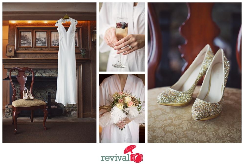 Weddings at Crestwood Resort in Blowing Rock NC Photos by Revival Photography
