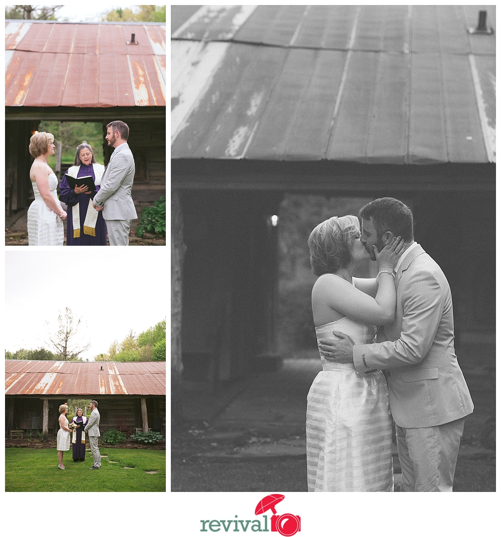 Elopement at the Mast Farm Inn Photos by Revival Photography NC Elopement Photographers Photo