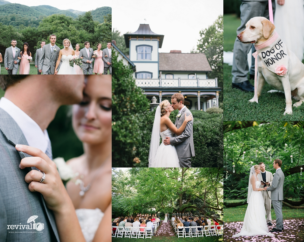 Blue Ridge Mountain Destination Wedding at Mountain Magnolia Inn Hot Springs North Carolina Photography by Revival Photography www.revivalphotography.com