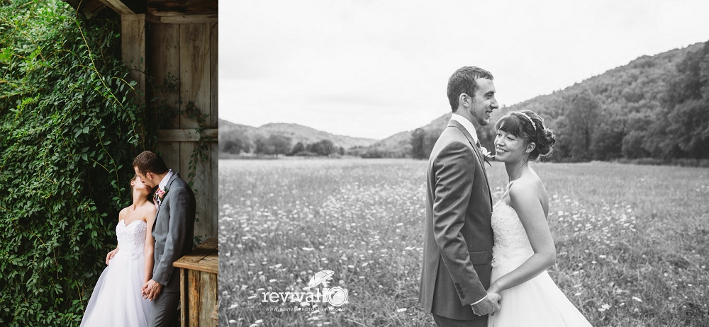 Photo by Revival Photography Weddings in Valle Crucis North Carolina Intimate Weddings Garden Weddings www.revivalphotography.com