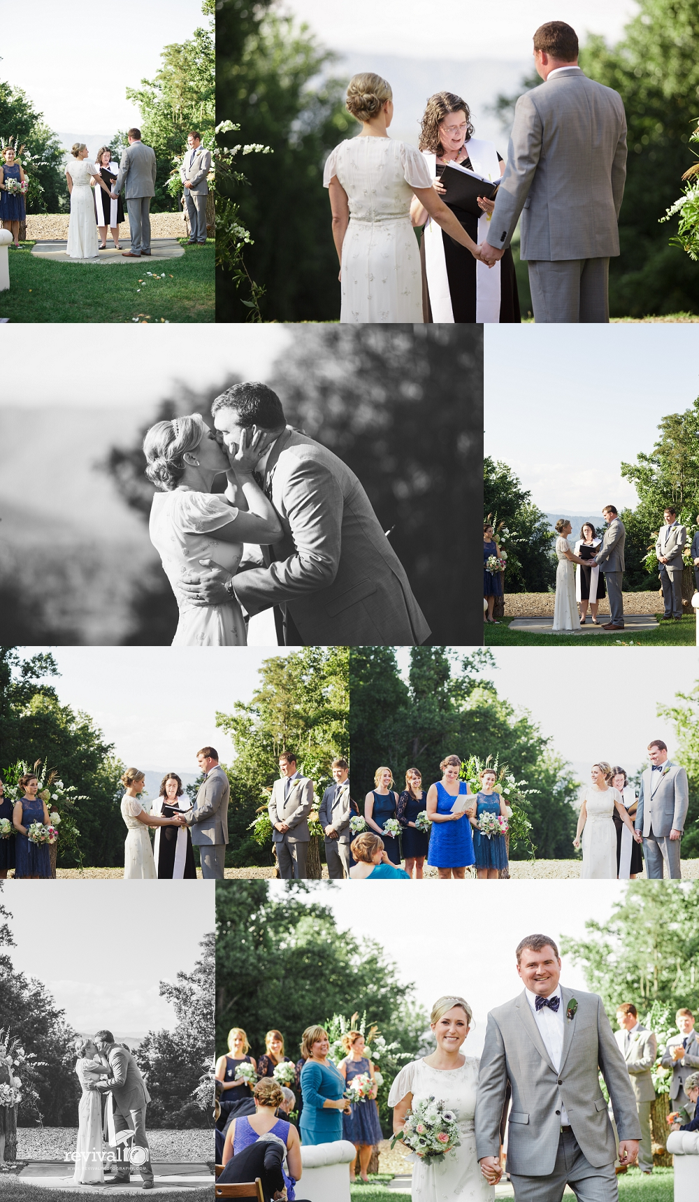 Kelsey Dave A Vintage Chic Mountain Wedding At Blue