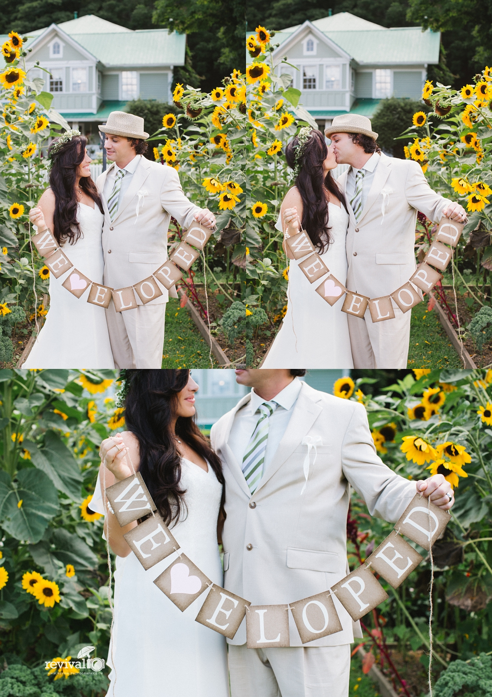 Photos by Revival Photography Mountain Destination Elopement at The Mast Farm Inn Valle Crucis NC Elopement Packages NC Elopement Photographer www.revivalphotography.com