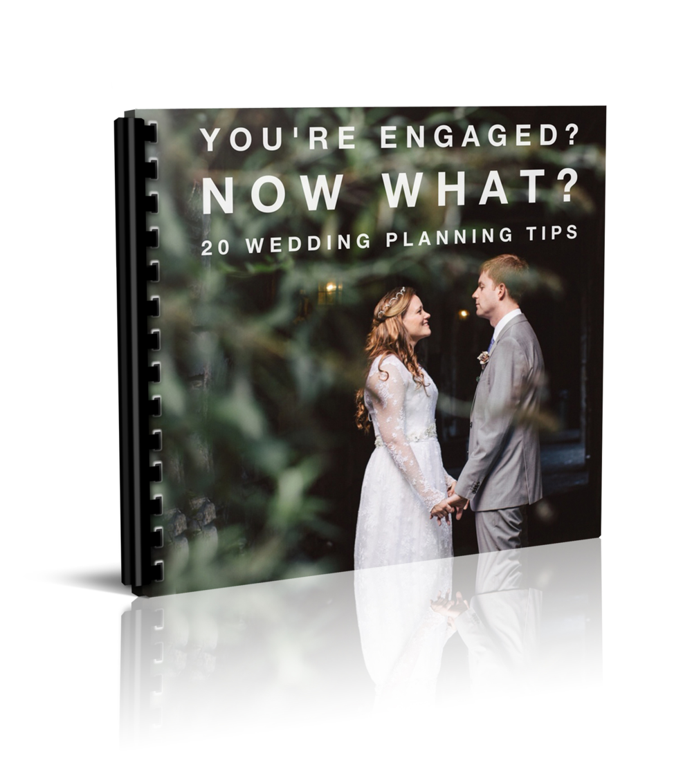 Revival Photography Free E-Book 20 Wedding Planning Tips
