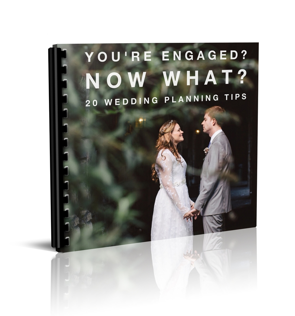 Sign up for the weekly Newsletter (and grab our Wedding Planning eGuide!)