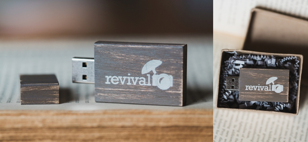 Revival Photography NC Wedding Photographers USB for Weddings High Resolution Images www.revivalphotography.com