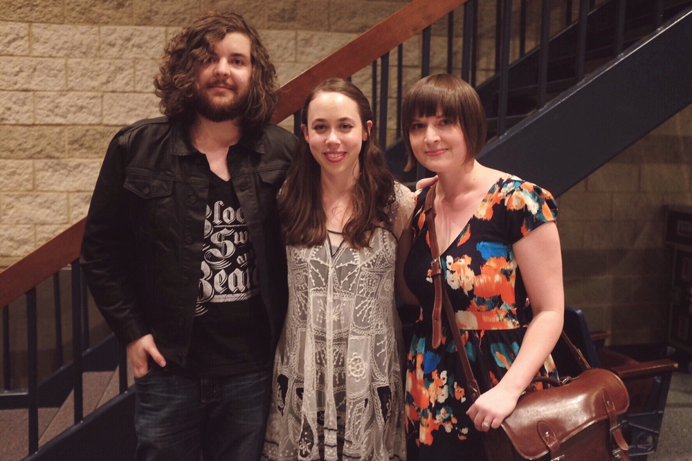 Behind the Scenes with Revival Photography at the Sarah Jarosz Concert in Lenoir, NC