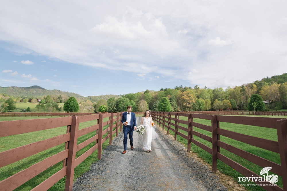 Sarah + Jeff: A Southern Haberdashery Wedding Celebration in Valle Crucis, NC www.revivalphotography.com