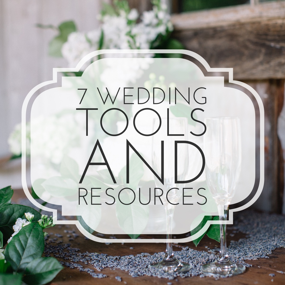 7 Wedding Tools and Resources that Will Save You a Lot of Time by Revival Photography www.revivalphotography.com
