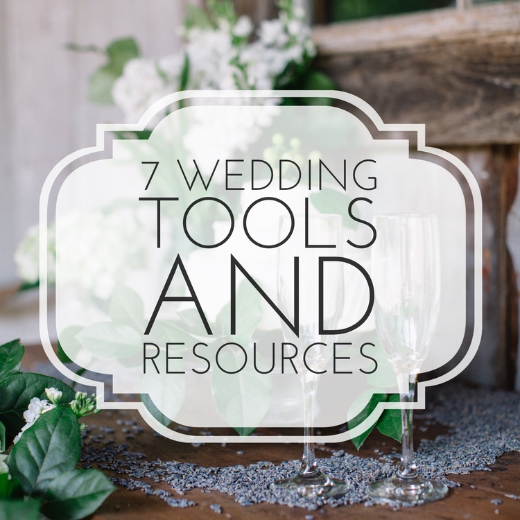wedding tools