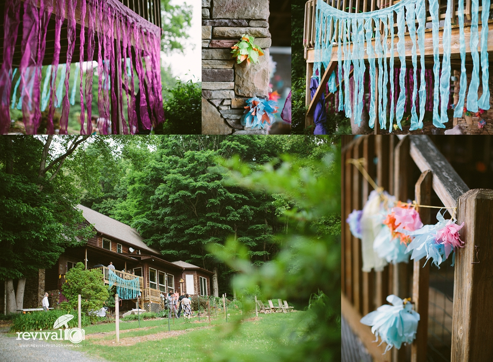 Jen + Sam: A Whimsical Mountain Wedding in Boone, North Carolina www.revivalphotography.com