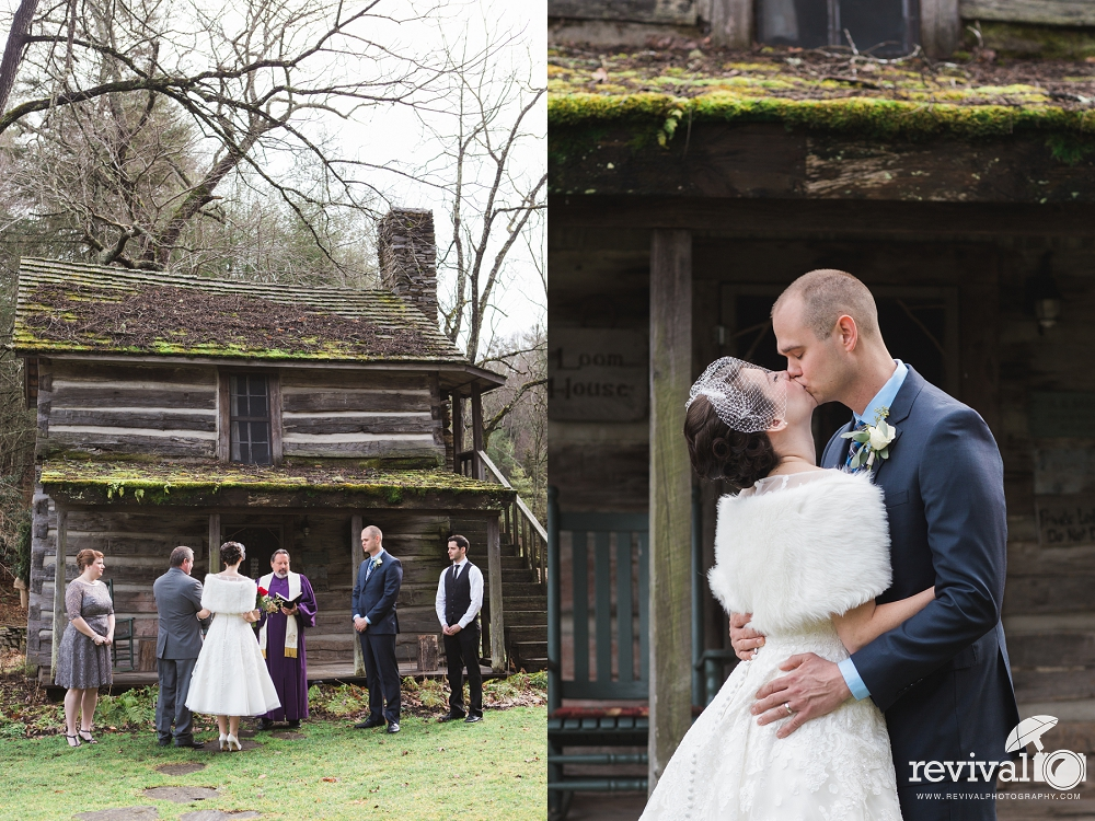 15 Unique Wedding Ceremony Locations by Revival Photography www.revivalphotography.com