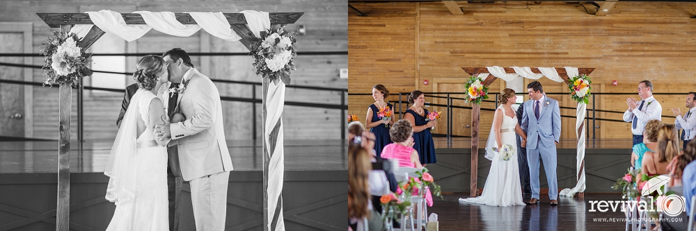 Sarah + Patrick: A Southern Wedding Celebration at The Crossing in Hickory, NC by Revival Photography NC www.revivalphotography.com