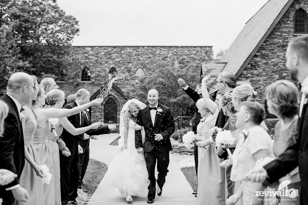 """How to Have an Epic Ceremony Exit"" - by Revival Photography NC Wedding Photographers Destination Wedding Photographer www.revivalphotography.com"