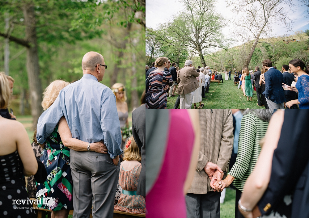 The Unplugged Wedding Ceremony (Helping guests to connect - Making your wedding photos SO much better) www.revivalphotography.com