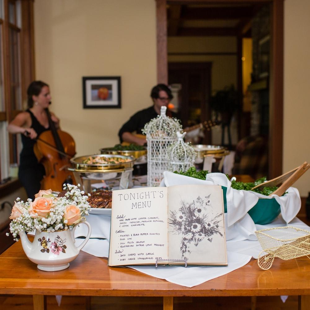 Corner Kitchen Asheville Nc: Wedding Pros + Resources - Revival Photography