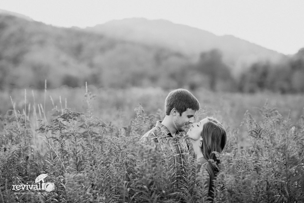 Jackie + David: A High Country Engagement Session in Valle Crucis, NC Photos by Revival Photography www.revivalphotography.com
