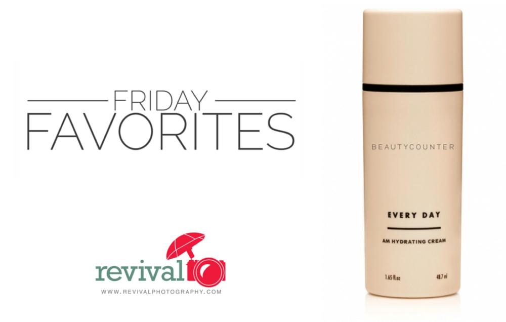 Friday Favorites: Beautycounter Skincare Products - A Healthy Skincare Routine