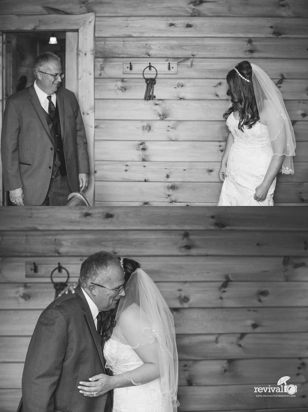 Katie + Kyle: A Rustic Fall Wedding at Leatherwood Mountain Resort by Revival Photography NC Wedding Photographers www.revivalphotography.com
