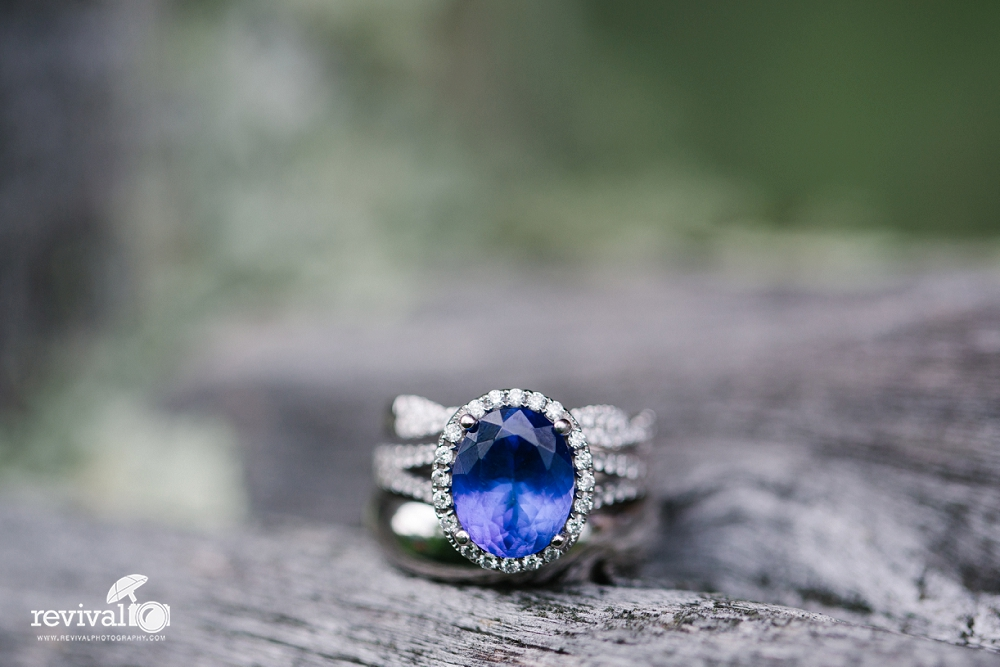 "Blue Wedding Ring - Wedding Traditions: ""5 Ways to do Something Blue"" on the Revival Photography Blog Photos by Revival Photography NC Wedding Photographers www.revivalphotography.com"