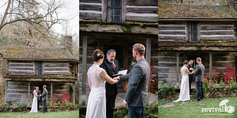 Erica + Jacob: A Fall Elopement at The Mast Farm inn, Valle Crucis, NC NC Elopement Photographers Revival Photography www.revivalphotography.com