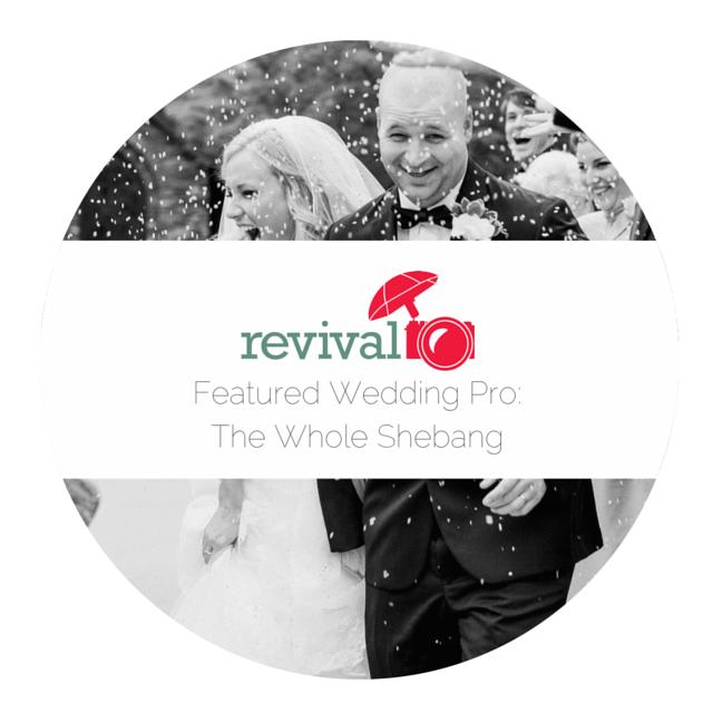 Featured Wedding Pro: Meris Gantt with The Whole Shebang