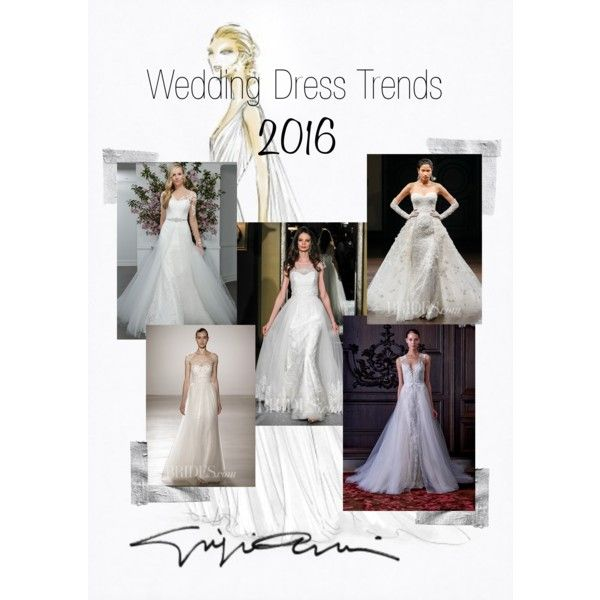 Our Top 5 Favorite 2016 Wedding Dress Trends