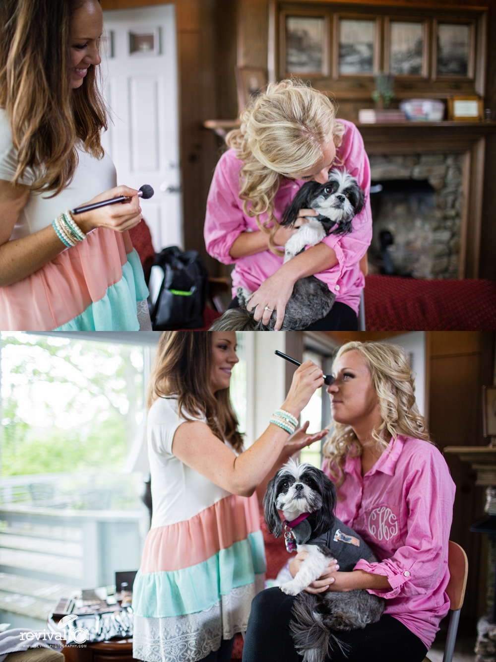 Featured Wedding Pro: Sharla Bance Makeup Artistry by Revival Photography www.revivalphotography.com