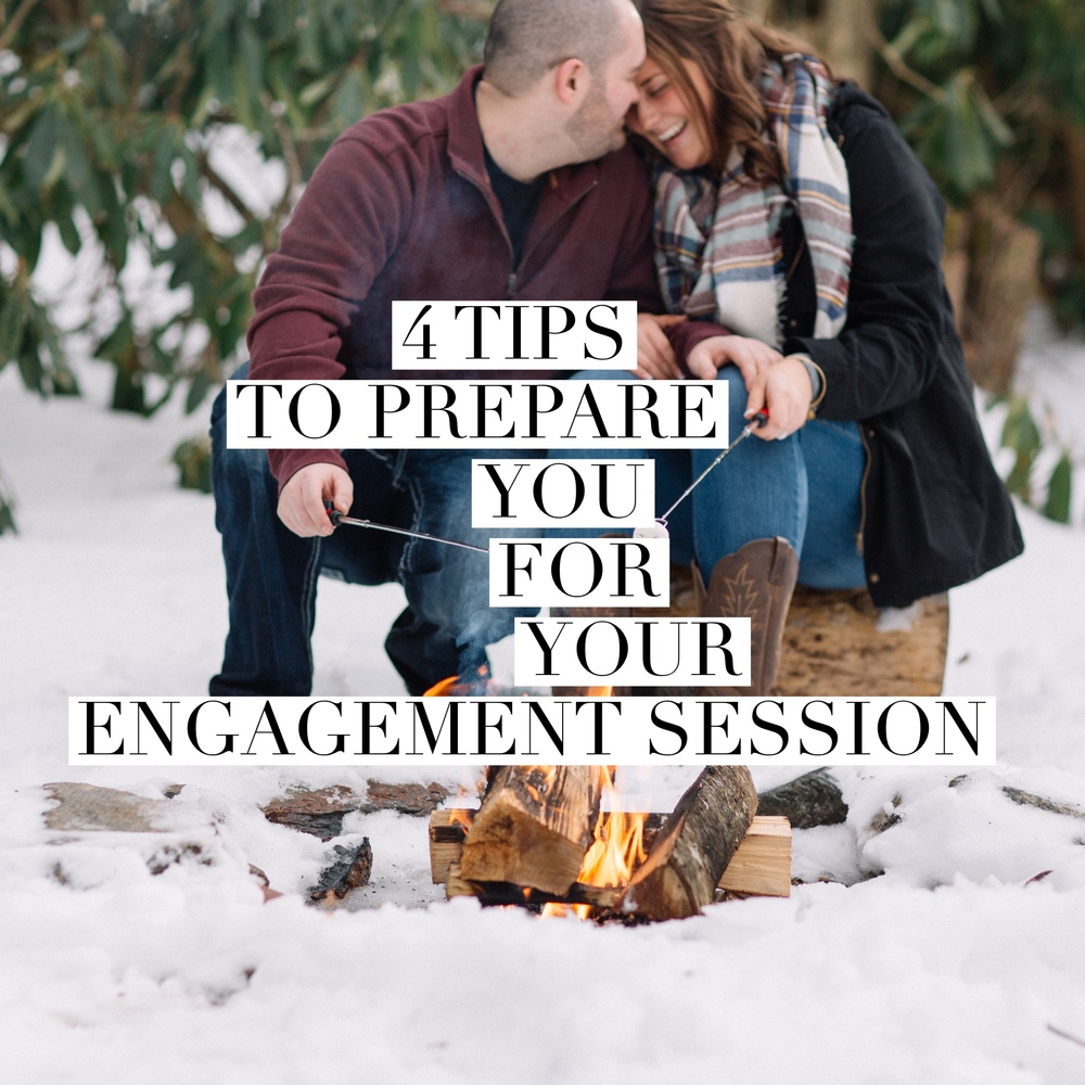 4 Tips to Prepare for your Engagement Session by Revival Photography www.revivalphotography.com