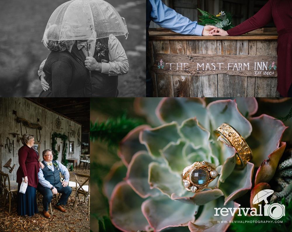 Christina + Larry: An Intimate Appalachian Mountain Wedding at The Mast Farm Inn by Revival Photography www.revivalphotography.com