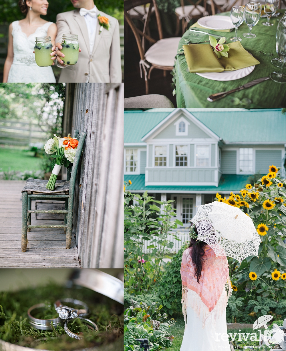 """""""I Spy Something Green"""" - Inspiration for your Wedding Day by Revival Photography www.revivalphotography.com"""